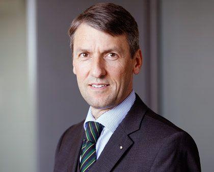 Experte für Betriebsrenten: Peter Doetsch, Geschäftsführer der Unternehmensberatung Mercer