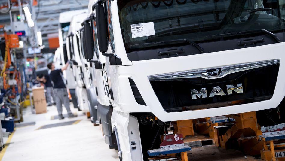 """""""Die positive Geschäftsentwicklung hat im ersten Quartal nochmals an Fahrt gewonnen"""""""", sagt Vorstandschef Matthias Gründler"""