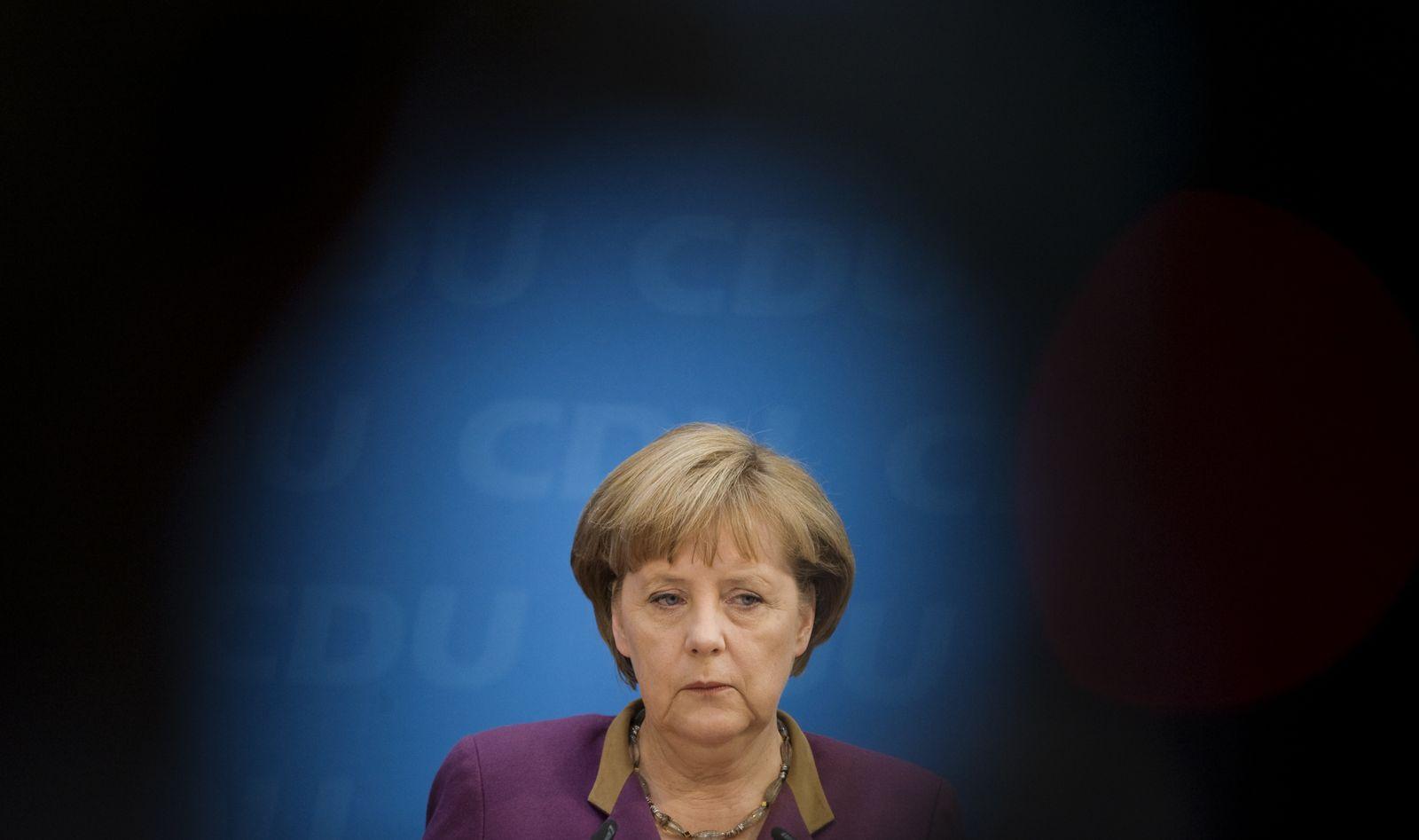 NICHT VERWENDEN XXL Merkel