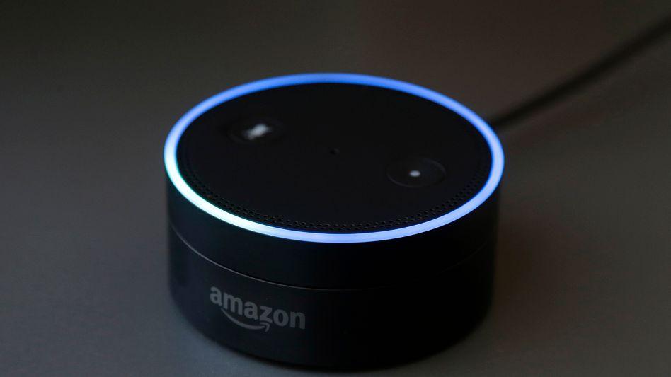 Alexas Heimat: Amazons Echo Dot