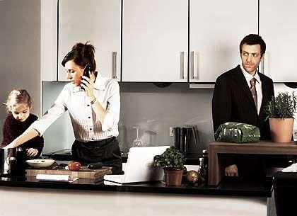 Manager-Ehen: Mit dem Stress im Beruf wächst auch das Scheidungsrisiko