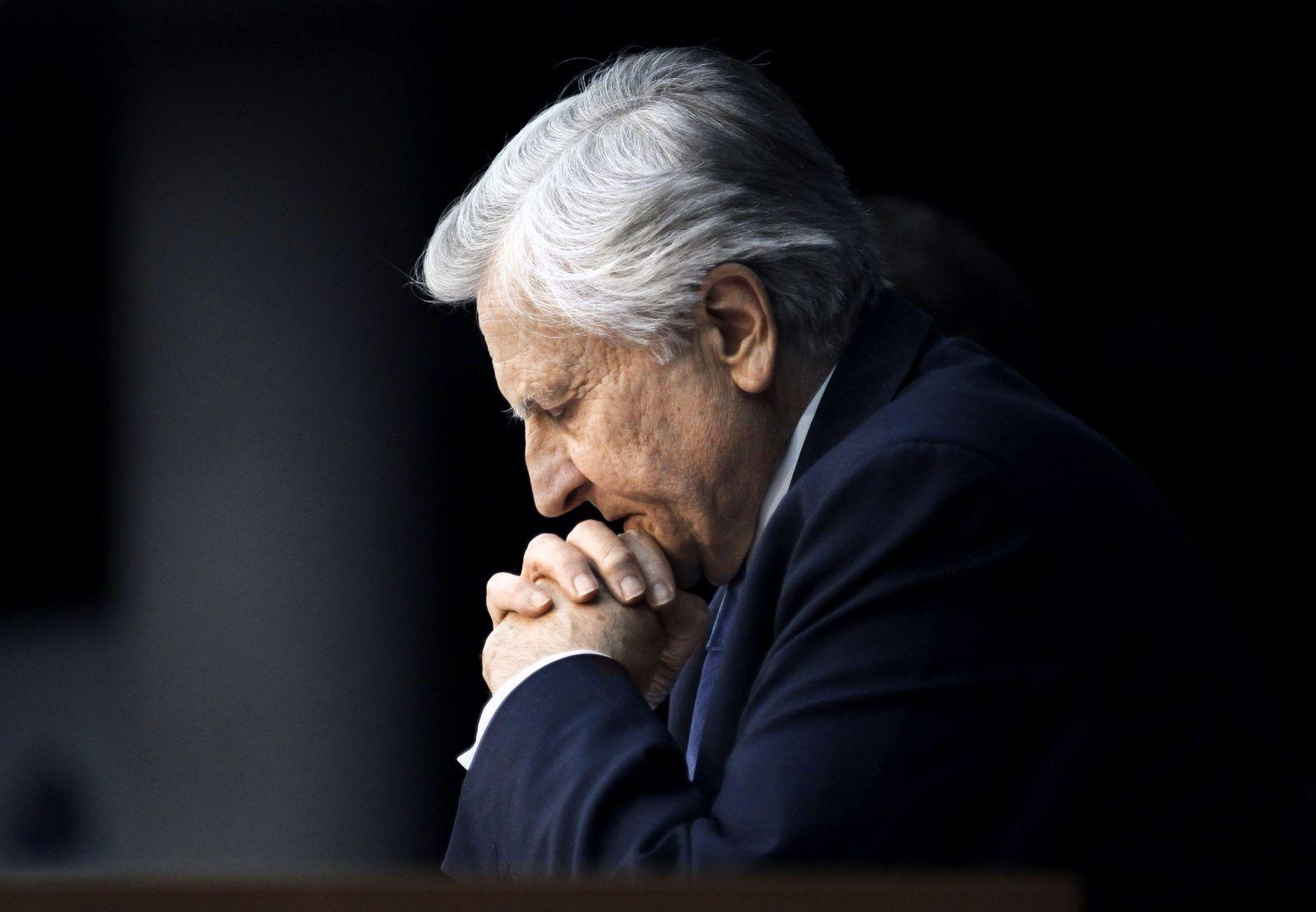 Jean-Claude Trichet, EZB-Präsident