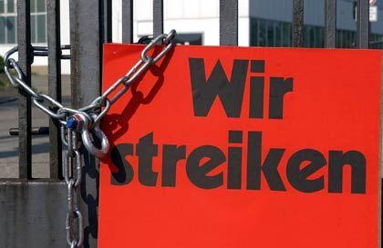 Hektik auf dem politischen Parkett: Bestreikter Betrieb in Sachsen