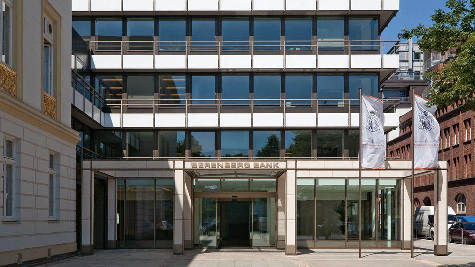 Berenberg Bank in Hamburg