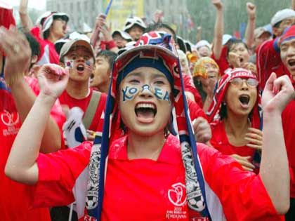 """Voller Erfolg: Die """"Be the Reds""""-Kampagne von SK Telekom stärkte das Gemeinschaftsgefühl der Koreaner bei der Fußball-WM"""