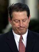 Will sich mit dem Ergebnis nicht abfinden: Al Gore