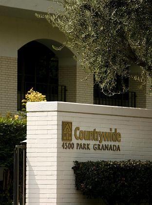Hilfsbedürftig: Die Zentrale der Hypothekenbank Countrywide im kalifornischen Calabasas