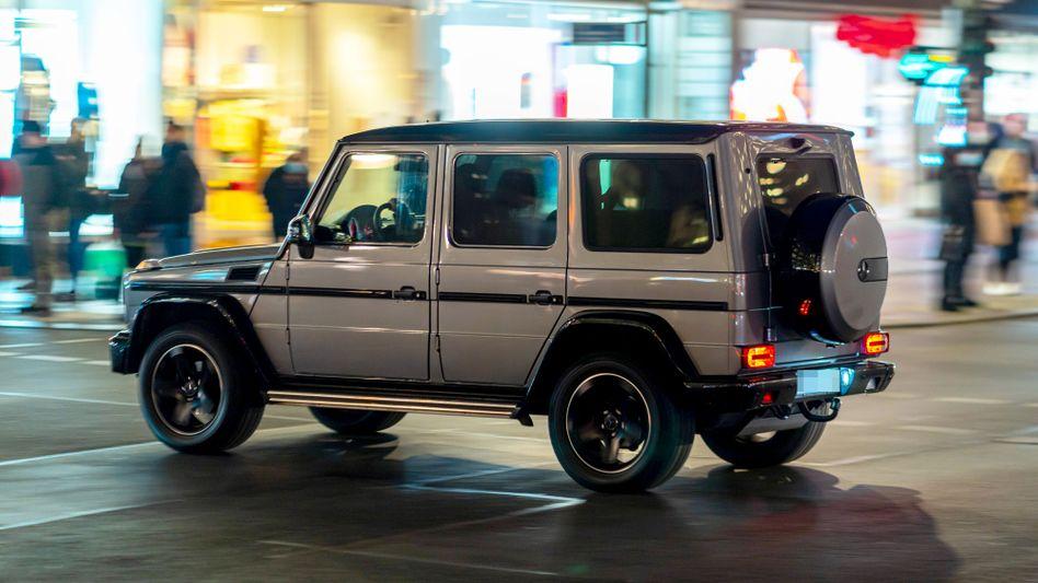 Groß, breit, schwer: Deutsche Autokäufer stehen weiter auf SUV und Geländewagen