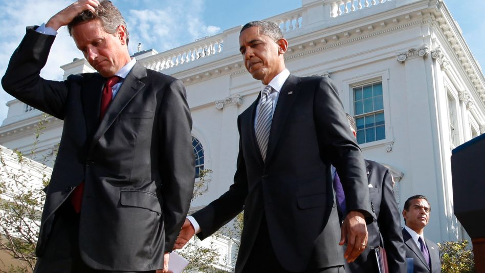 Neuer Finanzminister gesucht: Obama muss schnell einen Nachfolger für Tim Geithner finden