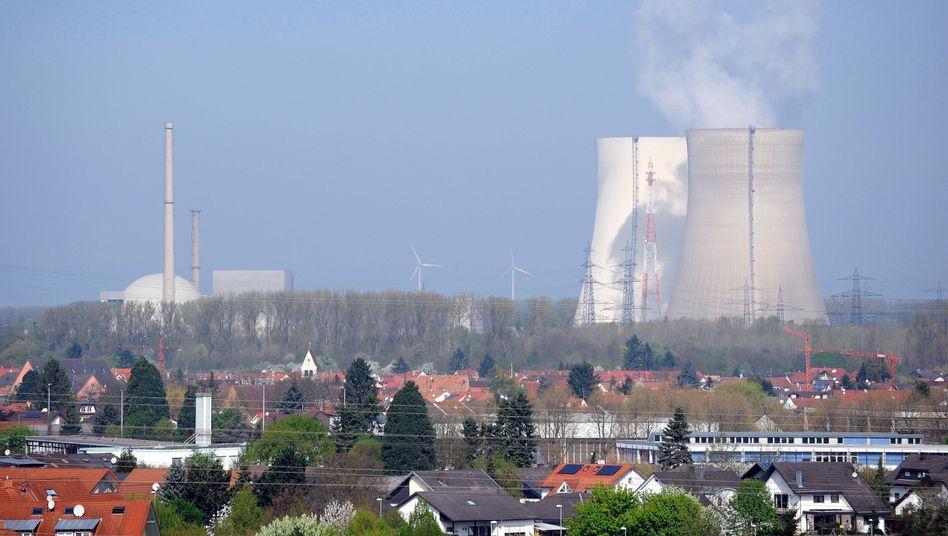 EnBW betreibt das Atomkraftwerk Philippsburg. Block 1 des Kraftwerkes wurde bereits im März 2011 aufgrund des Atom-Moratoriums der Bundesregierung heruntergefahren