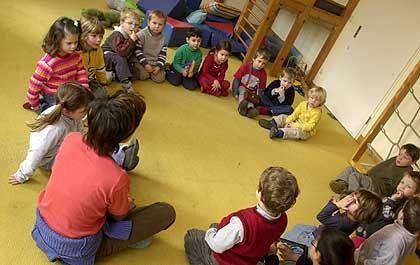 Kitas und Kindergärten: In Baden-Württemberg bleiben viele öffentliche Einrichtungen am Montag geschlossen