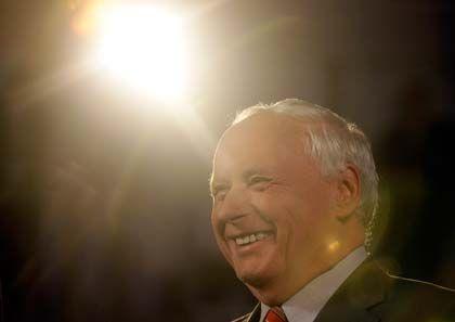 Freut sich über Zugewinne: Links-Toppolitiker Lafontaine