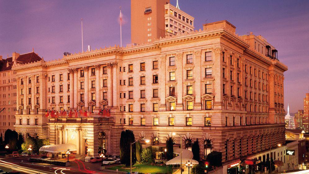 """Fairmont San Francisco: Das """"White House of the West"""""""