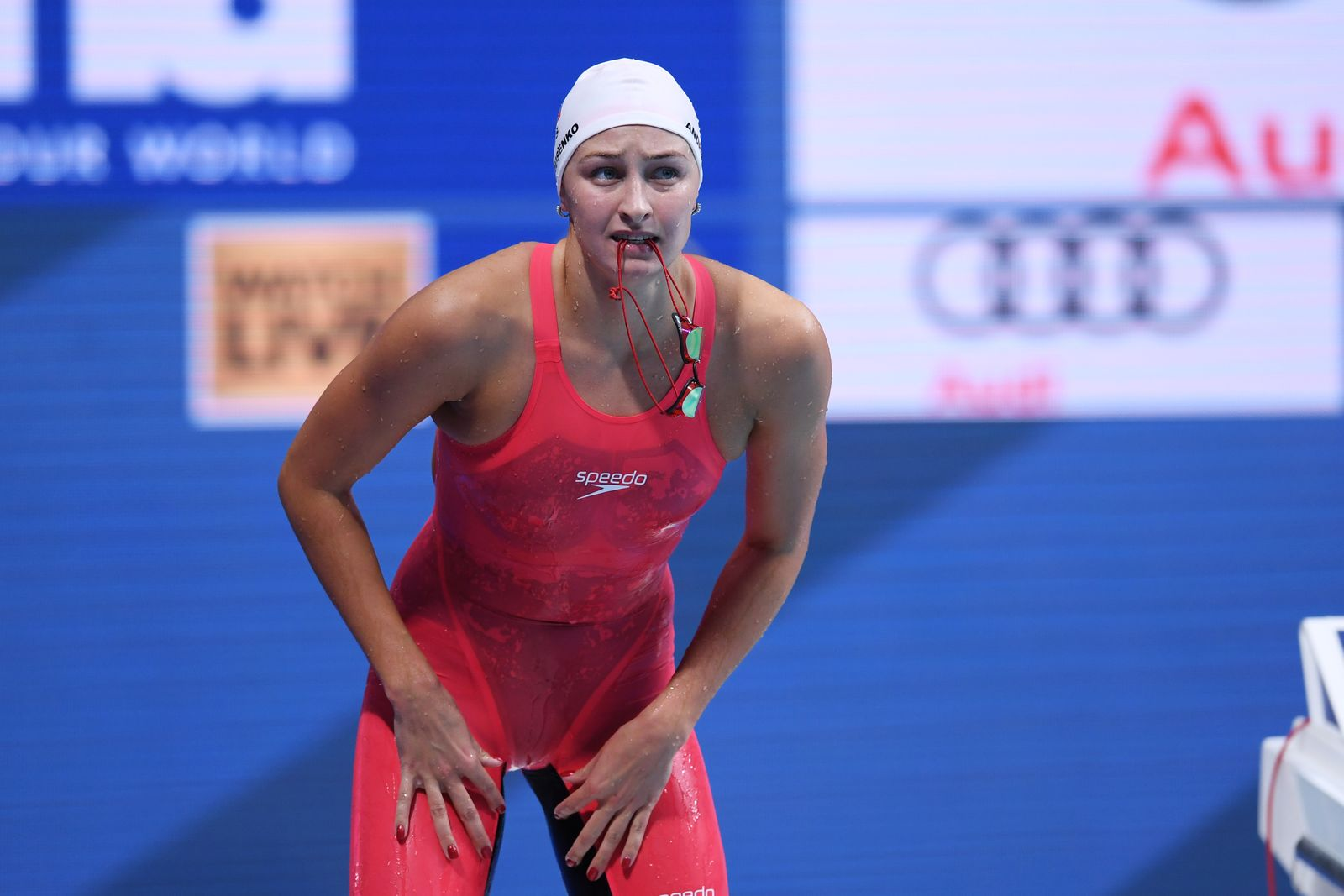 FINA Swimming World Cup Budapest - Day 2