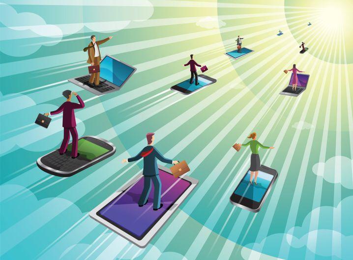 Hin zur Sonne: Das ideale Intranet basiert für NetFed auf vier Funktionen