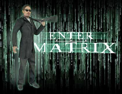 Matrix: Ghost
