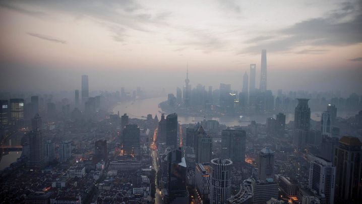Wandel in China: Nur langsam weg von der alten Industrie