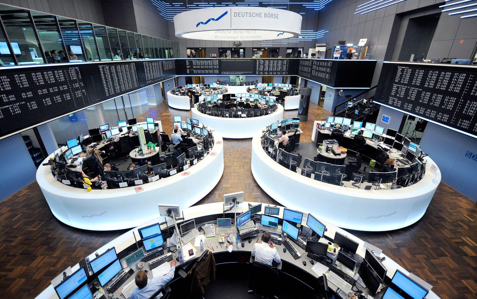 Börse/ Frankfurt
