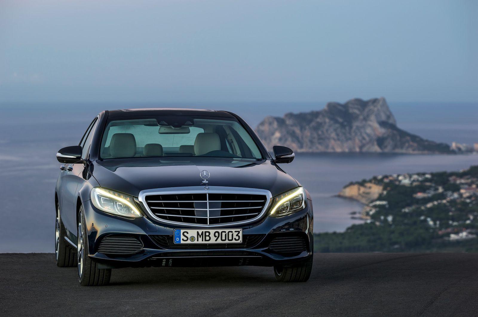 2014 / Mercedes C-Klasse