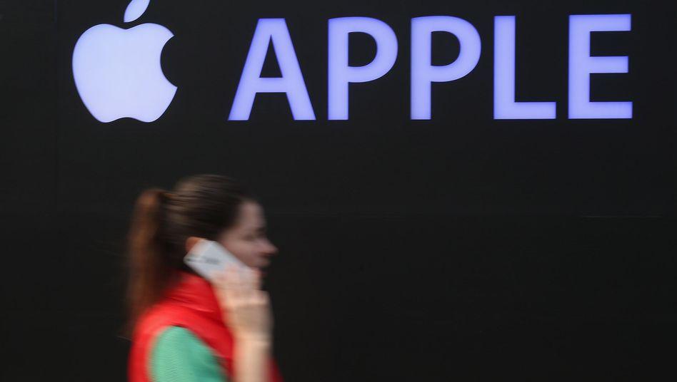 Geld nicht zuletzt mit Telefonen: Apple erzielte einen Quartalsgewinn von 9,5 Milliarden Dollar