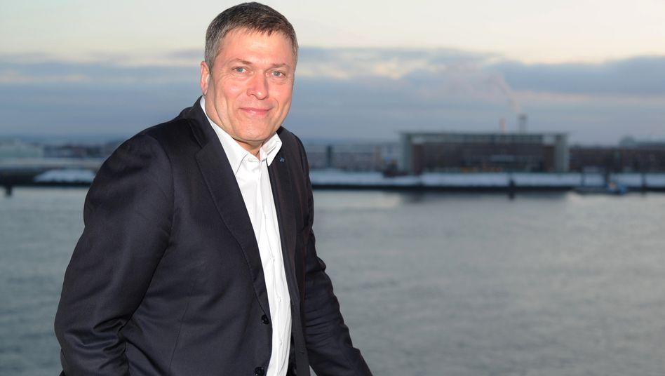 Von Hamburg nach Mumbai: Ex-Airbus-Deutschland-Chef Günter Butschek wird nun Weltchef des indischen Autoherstellers Tata Motors
