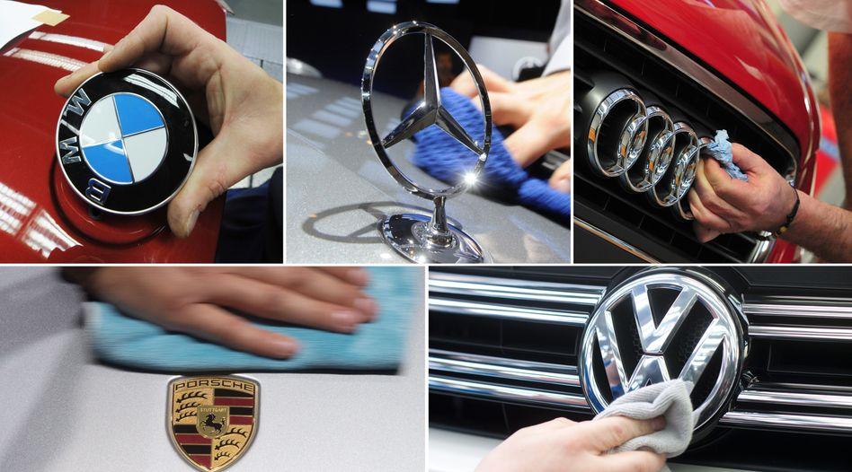 Weniger produzierte und exportierte Autos, aber in Deutschland legte der Absatz dagegen deutlich zu. Letzteres ist auch einem statistischen Effekt geschuldet.