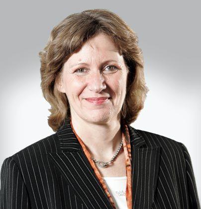 Neue Barmer-GEK-Chefin: Ex-Ministerin Fischer