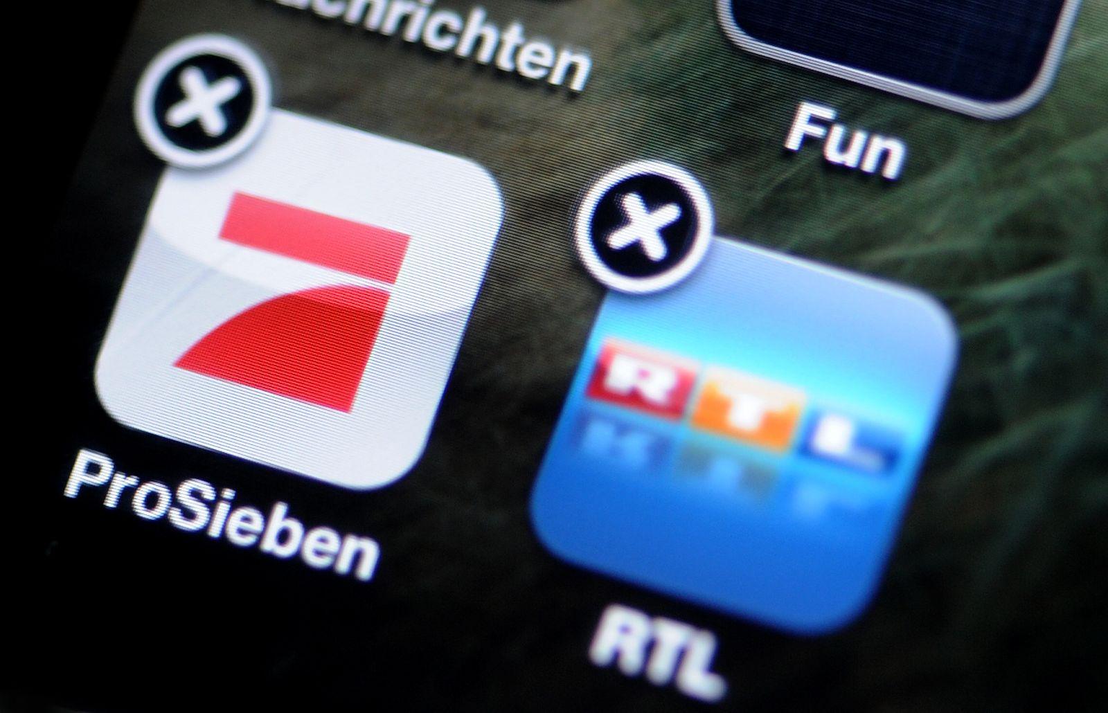 ProSieben / RTL / apps