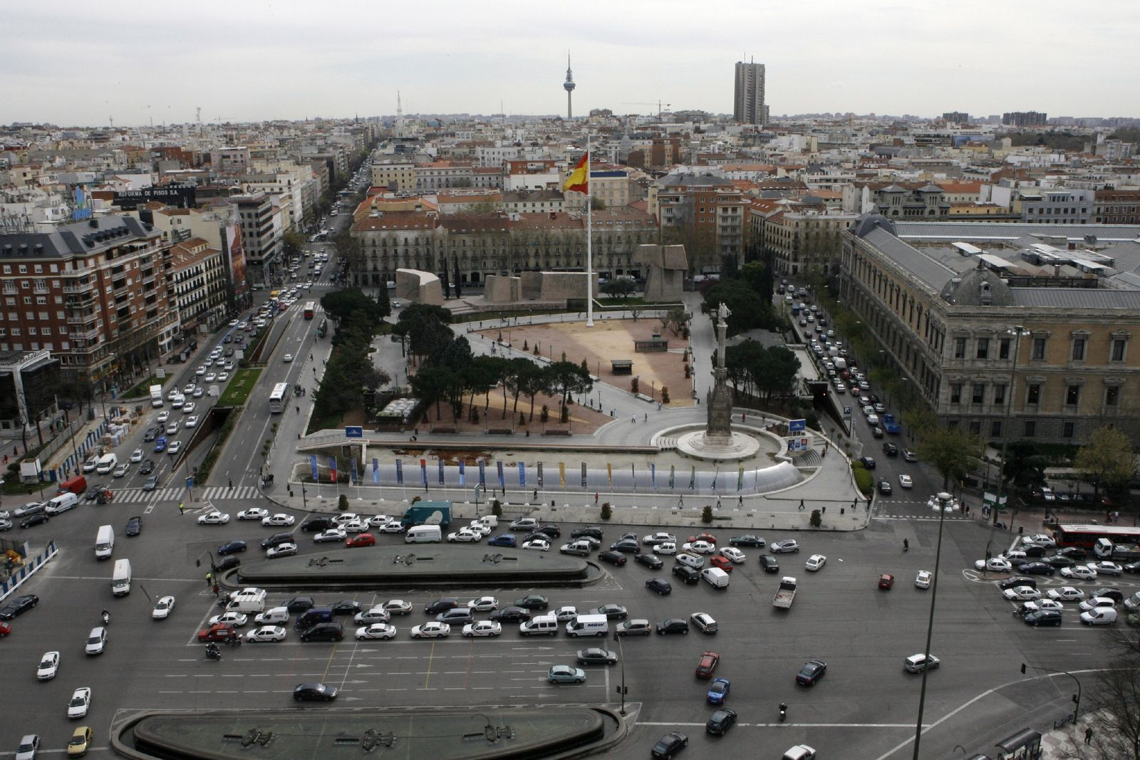 Madrid / Plaza Colon