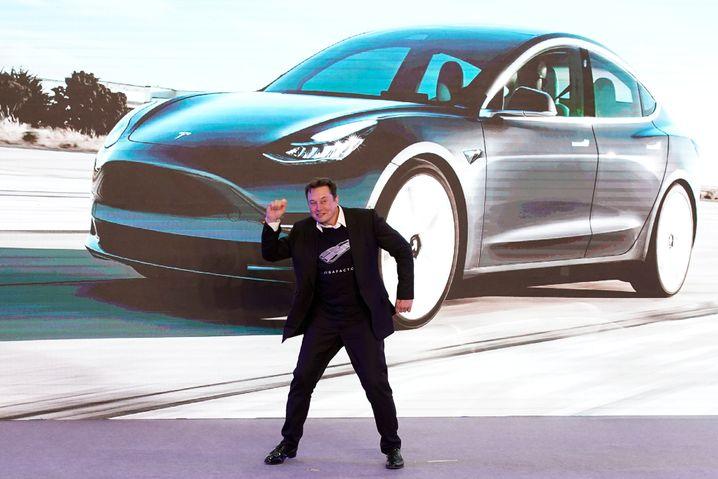 """Elon Musk will """"ein sehr, sehr überzeugendes Elektroauto für 25.000 Dollar bauen"""""""