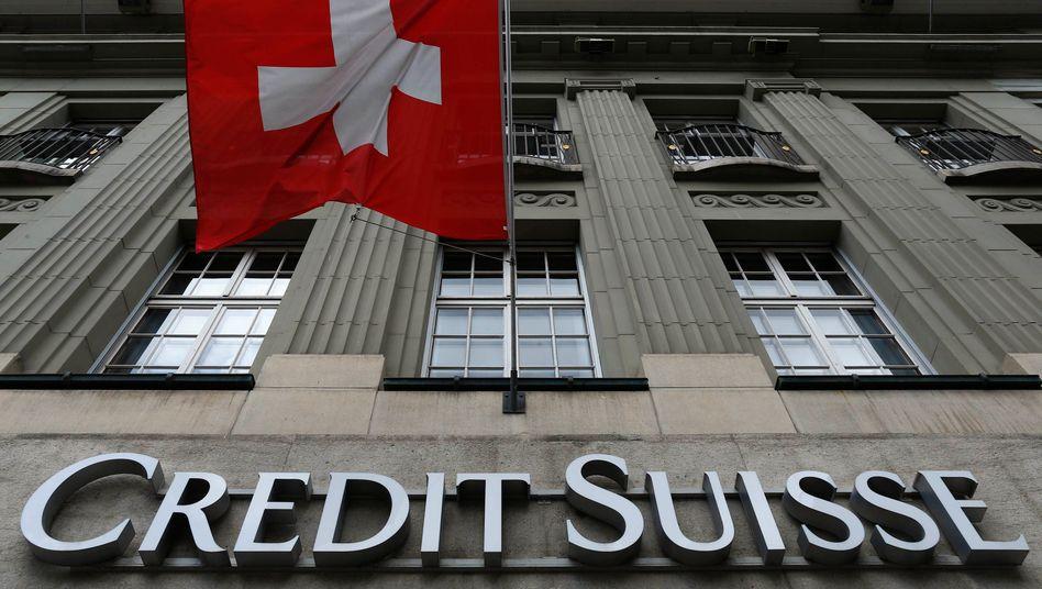 Setzt auf die Vermögensverwaltung für besonders reiche Kunden: Die Schweizer Großbank Credit Suisse