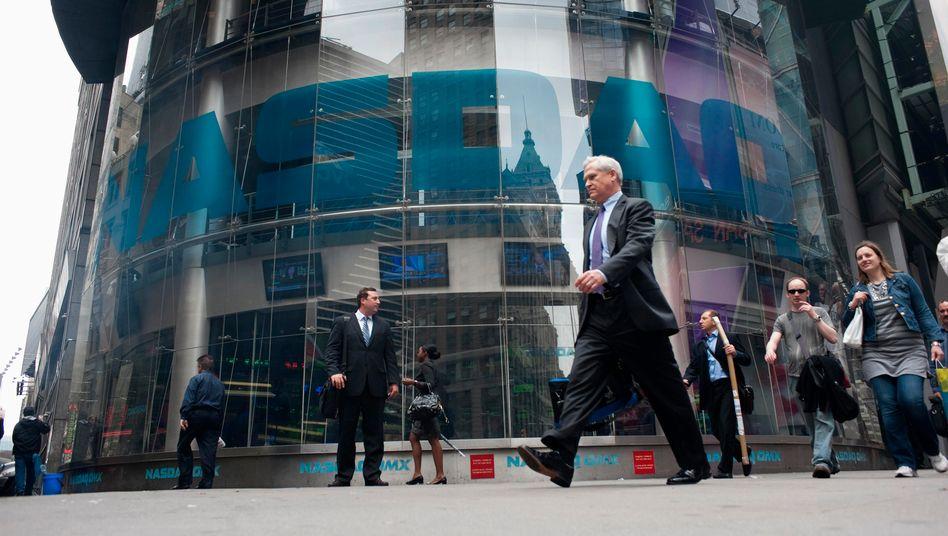 Nasdaq: Amazon und Apple steigen auf neue Rekordwerte