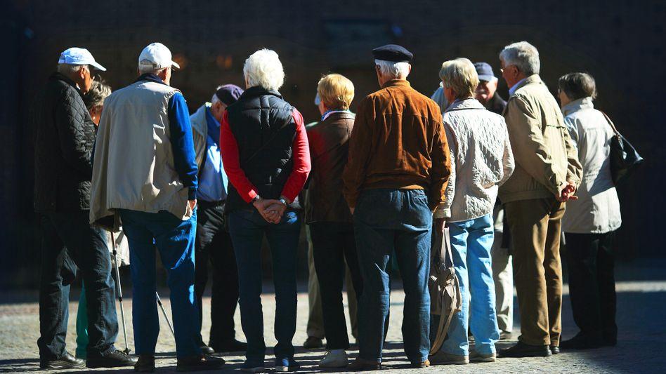 Senioren: Milliardenschweres Paket zur Stabilisierung der Rente beschlossen