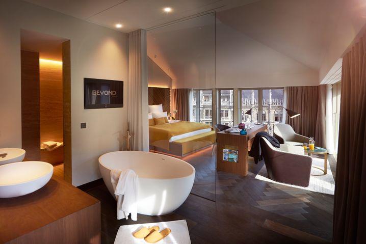 Hotel Beyond by Geisel