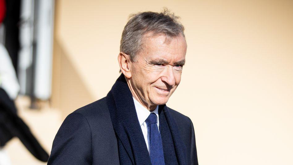 Bernard Arnault: Nicht nur Tech-Bosse verdienen richtig Geld