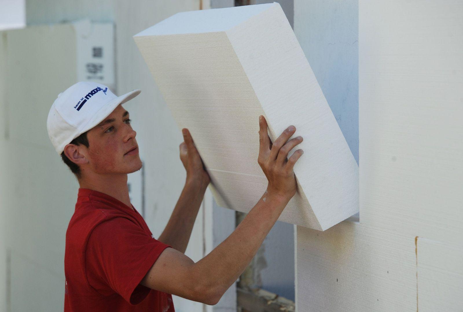 Wärmedämmung an Gebäuden