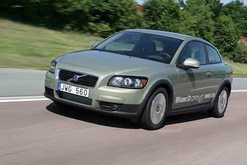 Volvo C30: Versprechen vom chinesischen Markt