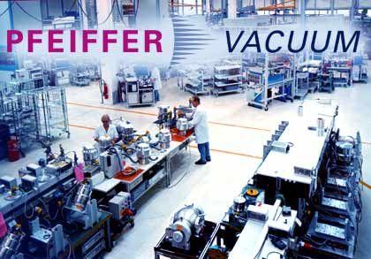 Pfeiffer Vacuum verabschiedet sich wieder aus dem DVD-Geschäft