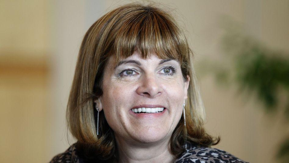 Fiel zuletzt nur mit Durchhalteparolen auf: Areva-Chefin Anne Lauvergeon muss gehen