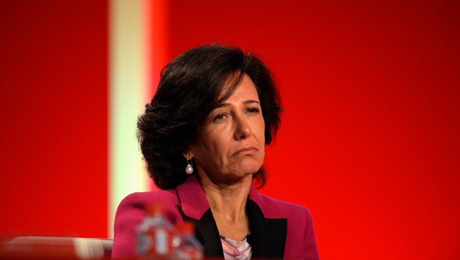 """Neue Santander-Chefin Ana Botin: """"Mir wurde nichts geschenkt"""""""