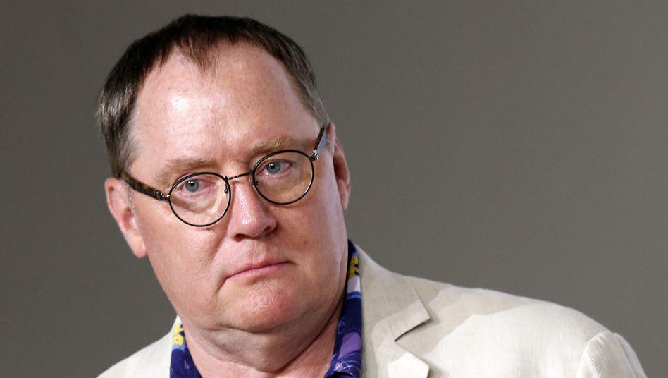 John Lasseter (Bild Archiv)