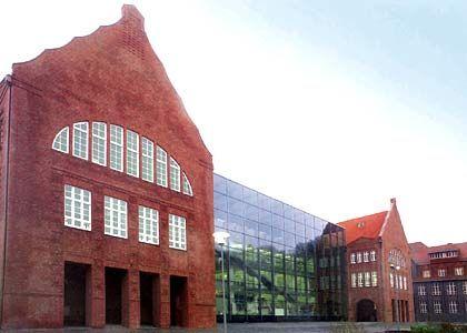 Tradition und Fortschritt: Oetker-Zentrale in Bielefeld
