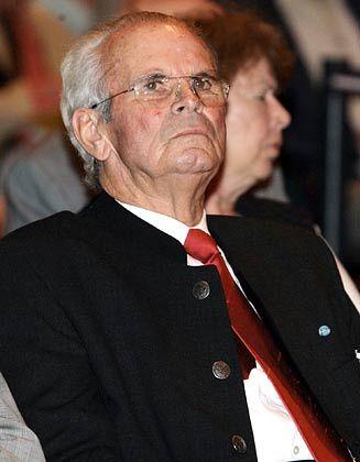 Ausstieg: Der Gründer der Metro, Otto Beisheim