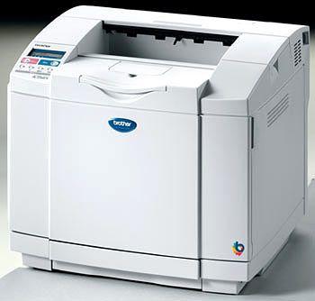 Allroundtalent: Der Brother HL-2700CN ist netzwerktauglich, hat eine Auflösung von 600 x 600 dpi, druckt acht Farbseiten pro Minute und kostet um die 600 Euro