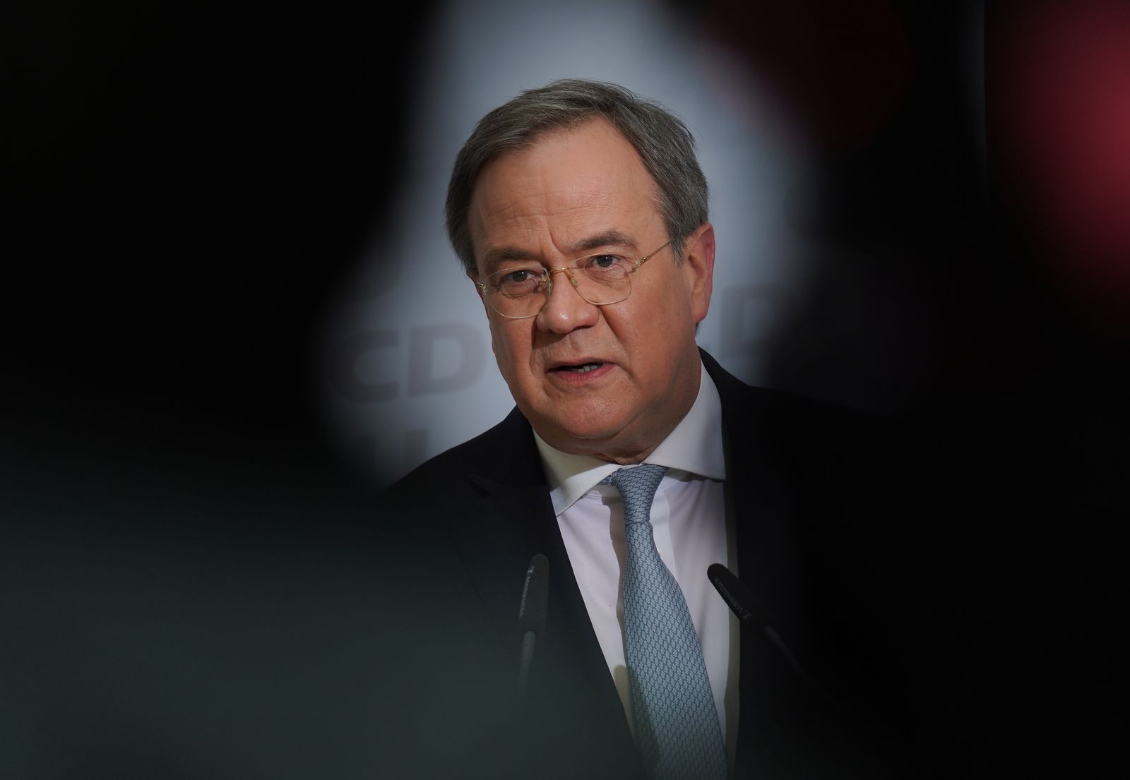 CDU Leadership Confirms Armin Laschet As Chancellor Candidate
