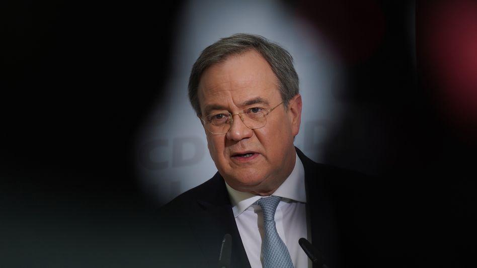Kein Chef, der den Laden elektrisiert und mitreißt: NRW-Ministerpräsident Armin Laschet