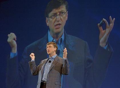 """""""Software soll so sicher und zuverlässig sein wie das Elektrizitätsnetz"""" Microsoft-Gründer Bill Gates auf dem Fachkongress PDC"""