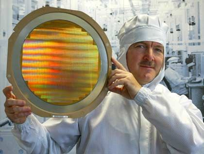 Chipherstellung: Künftig brauchen Supercomputer wenig Platz und Energie