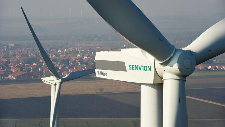 Senvion geht an die Börse: Die Weltmächte der Windkraft