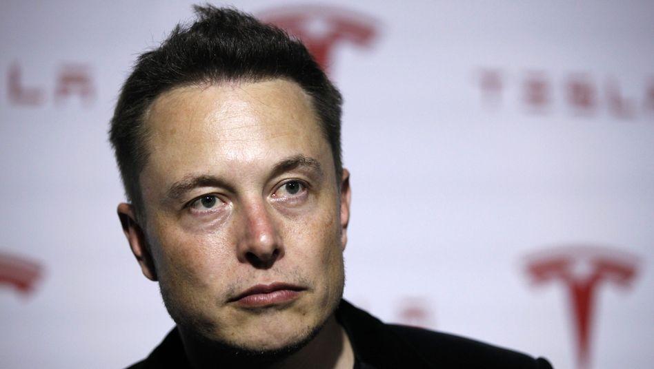 Gewinnmitnahmen: Die jüngsten Kursverluste der Tesla-Aktie sollten Elon Musk nicht besonders beunruhigen